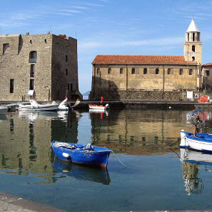 Acciaroli - The port & the Norman watchtower
