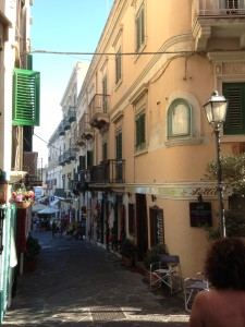 Lipari - The lively Old Town