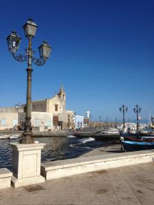 Lipari - View of Marina Corta